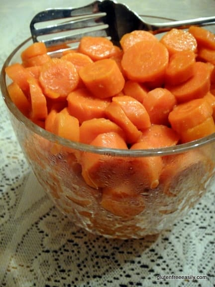 Candy Carrot Coins Gluten Free Easily