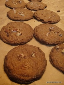 Flourless Pecan Sandies 012