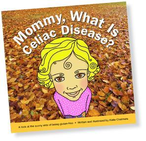 gluten free, celiac, Katie Chalmers, children's book