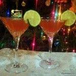 Pom Bom Spice Tinis Martinis