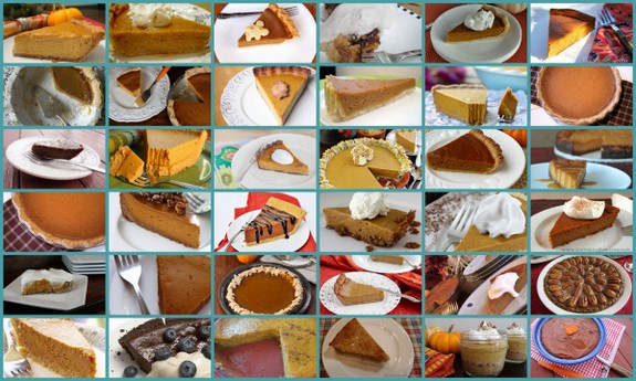 Gluten-Free Pumpkin Pie Recipes