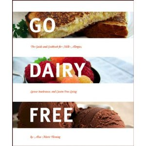 dairy free, gluten free, guidebook, resource book, getting started, Alisa Fleming