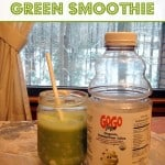 Pear-ific Green Smoothie