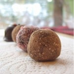 Semi-Sweet Mint Truffles 4 Ways