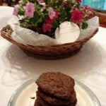 Adoption: Ellen of Gluten-Free Diva with Roasted Potato Slices and Smoky Aioli Dip & Balsamic Fudge Drops