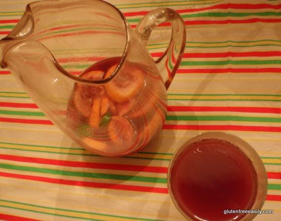 Homemade Sangria for Cinco de Mayo or Any Time