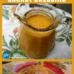 Sophia's Super Carrot Dressing