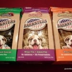 GFE Has Gone to the Dogs … Gluten-Free BARKSTERS Krisps Review & Giveaway