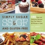 Winners of Amy Green's Simply Sugar & Gluten Free Cookbook Plus More
