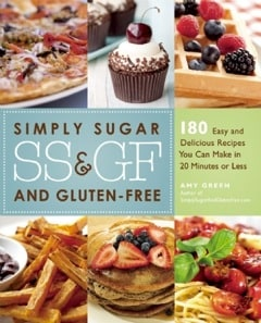 amy green, simply sugar & gluten free, cookbook, review, giveaway