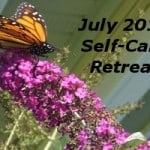 Self-Care Retreat for July—Nourishment Through Family, Friends, and Pets