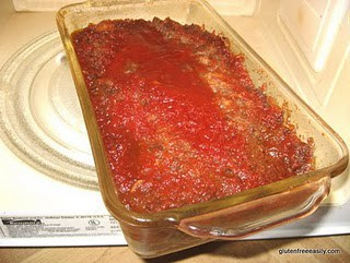 Gluten-Free Microwave Tasty Meat Loaf Recipe [from GlutenFreeEasily.com]