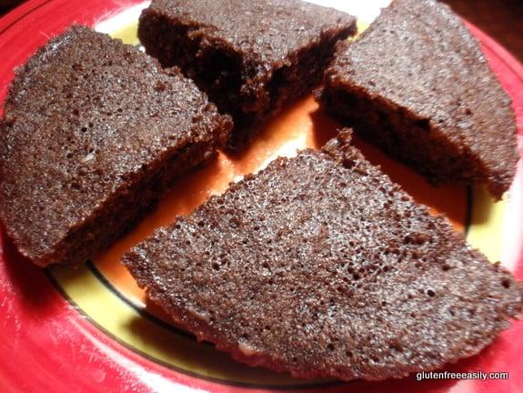3-Minute Chocolate Beer Cake