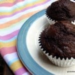 Gluten-Free Chocolate Beer Muffins and 3-Minute Chocolate Beer Cake