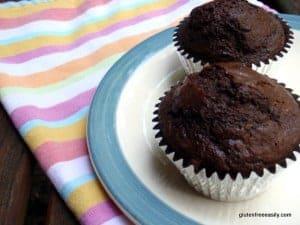 gluten-free beer muffins, gluten-free chocolate muffins, gluten-free oat muffins, gluten free, dairy free, muffins, recipes, breakfast, dessert