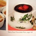 Chocolate Pots de Creme and Cornmeal Pizza Crust