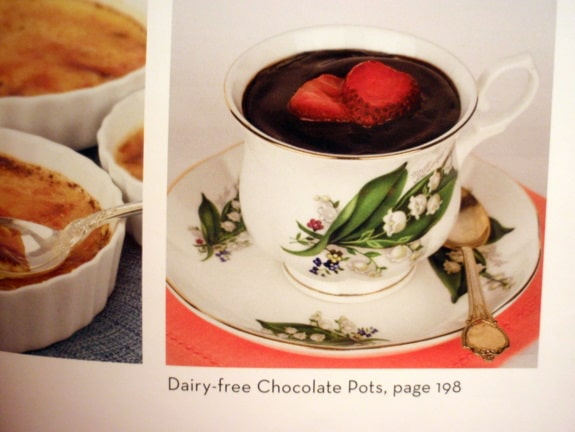 Chocolat Pots de Creme (Gluten Free, Dairy Free) [featured on GlutenFreeEasily.com]