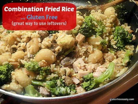 Combination Fried Rice GFE
