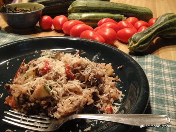 This gluten-free homemade Hamburger Helper-roni is less expensive, tastier, and far better for you than the boxed versions lining the grocery store shelves. (photo)