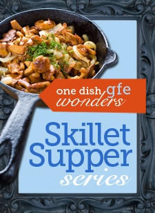 Sloppy Joes, unprocessed, gluten free, skillet suppers, quick meals, gluten free easily, gfe