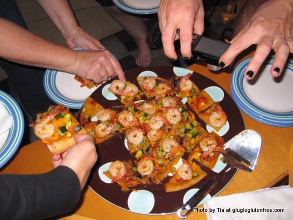 gluten free, dairy free, refined sugar free, pizza, travel, oceanside, california