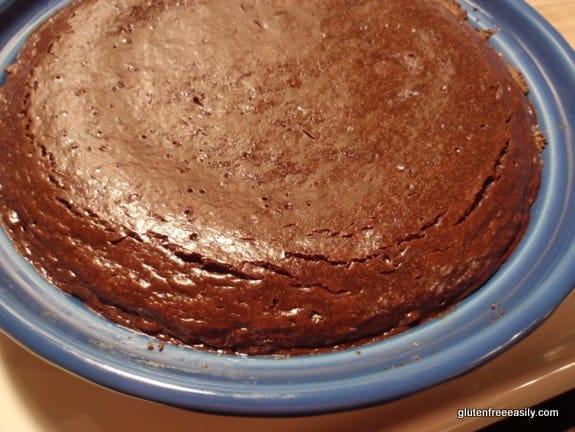 Gluten-Free Chocolate Silk Pie
