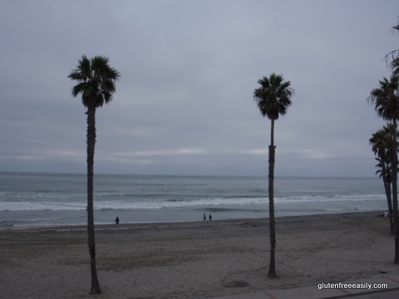 travel, gluten free, California, dairy free