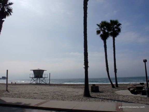 travel, gluten free, dairy free, California