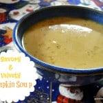 Veronica's Pumpkin Soup