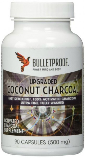 This supplement works so very well in helping one recover from being glutened. Bulletproof Activated Coconut Charcoal