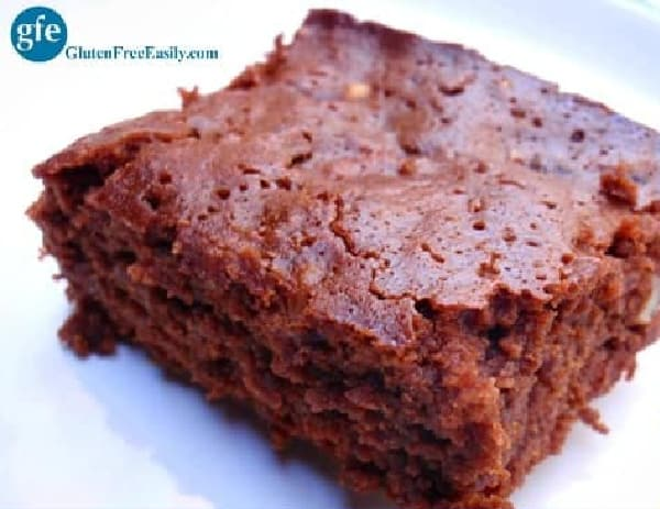 Gluten-Free Honey Bear Brownies (Gluten Free, Dairy Free)