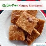 Nutmeg Shortbread