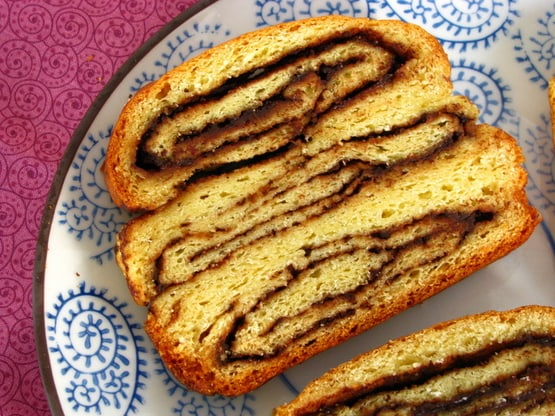 gluten free, babka, real sustenance, brittany angell, cinnamon, chocolate