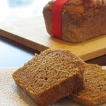 Home for the Holidays: Alisa of Alisa Cooks & Go Dairy Free with Pumpkin Bread & 5 Prizes