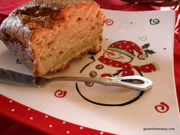 Cinnamon Swirl Coffee Cake that you'll love waking up to! [from GlutenFreeEasily.com] (photo)