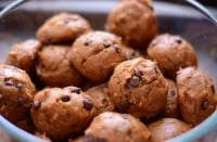 Pumpkin Chocolate Chip Cookies Gluten Free By Nature