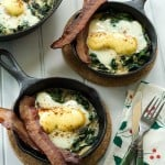 Home for the Holidays: Carol of Simply … Gluten-Free with Baked Eggs Florentine Plus More Giveaways
