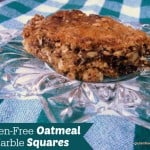 Not much says comfort food the way that oats and oatmeal do. Put them in some chewy, gooey Oatmeal Marble Squares and you'll have one irresistible treat!