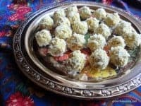 Indian Curry Balls Version 1