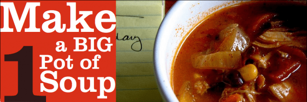 Make a Big Pot of Soup for National Soup Swap Day