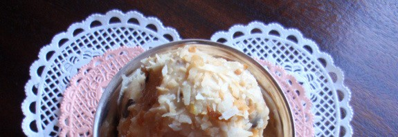 gluten free, dairy free, grain free, refined sugar free, coconut, ice cream, Suite of Sweets for Sweethearts