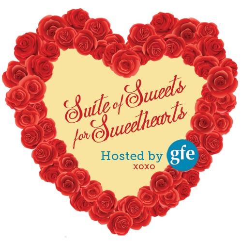 gluten free, dairy free, desserts, sweets, Valentine's Day, gluten free easily, gfe