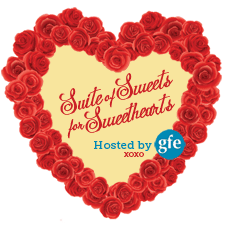 suite of sweets, gfe, gluten free easily, sweets, Valentine's Day, treats, desserts, biscuits