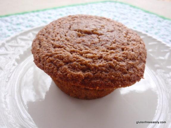 March Muffin Madness, gluten free, dairy free, refined sugar free, gfe