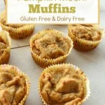 If you love mochi and are also a pumpkin fan, these Pumpkin Mochi Muffins are the absolute right muffins for you! They only get better over time! [from GlutenFreeEasily.com] (photo)