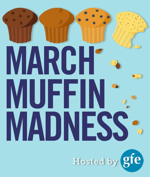 Gluten-free muffin recipes for March Muffin Madness. Plus prizes. Lots and lots of prizes! [on GlutenFreeEasily.com]