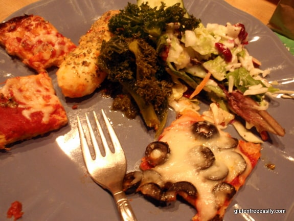 gluten-free support group, GFE Virtual Gluten-Free Support Group Meeting, gluten-free pizza, flourless pizza