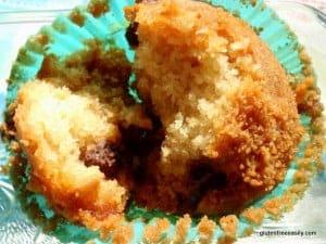 Gluten-Free Orange Honey Chocolate Chip Muffins