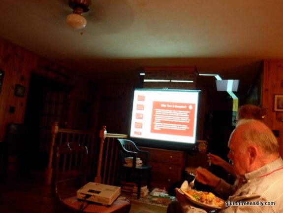gluten free watchdog, Tricia Thompson, testing of gluten-free products, R5 ELISA