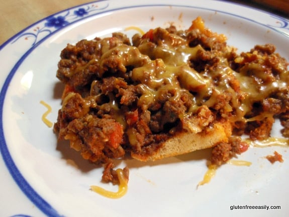 Taco Popover Supper at Gluten Free Easily